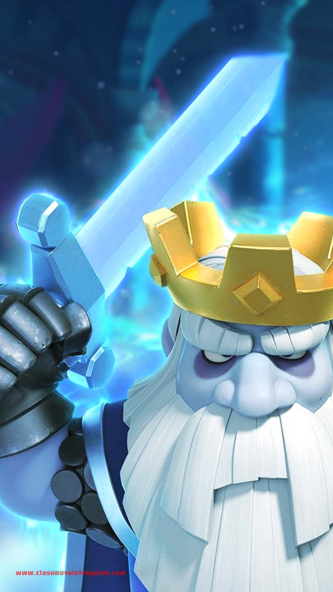 Clash royale wallpaper legendary