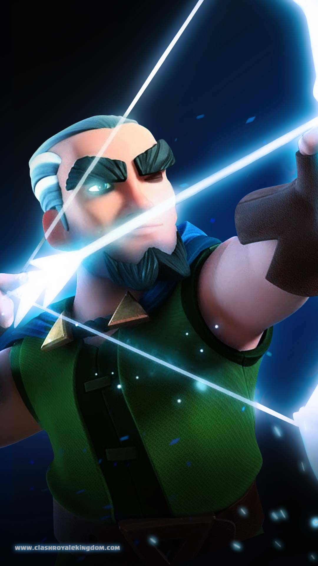 Magic Archer Clash Royale Wallpaper Clash Royale Kingdom